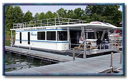 Tennessee - Houseboat Rentals  Boat Rentals