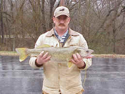 center hill lake fishing report