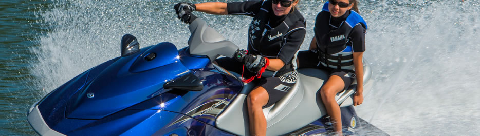 Lake Information for Jet Ski Rentals and Boat Rentals in Tennessee